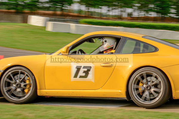 DM 13 Yellow 997 GT3