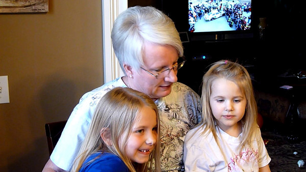 Grandma Leah is 61