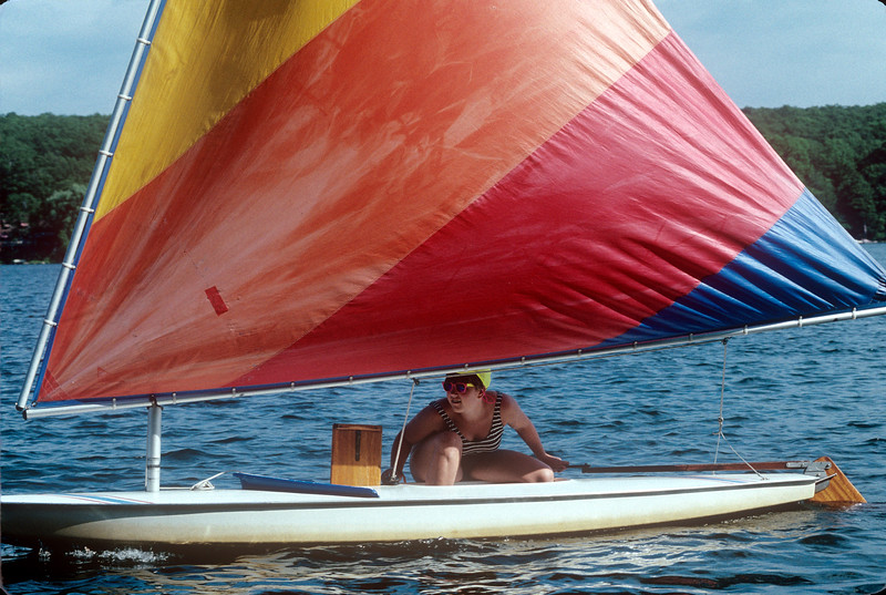 1990-08 Nicole Sailing At Green Pond.jpg