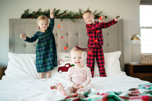 Carters Christmas Session