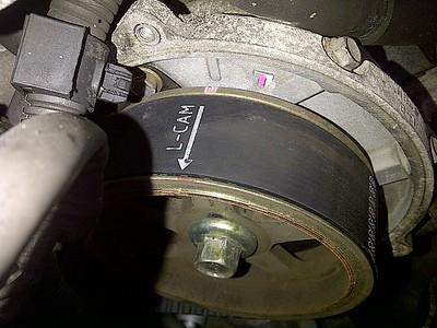 timing belt Uzj100