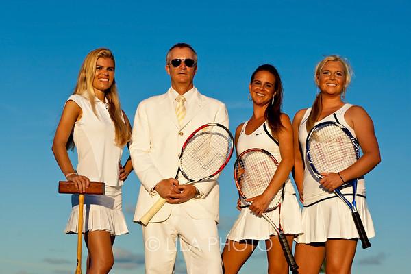 IPC Tennis Shoot