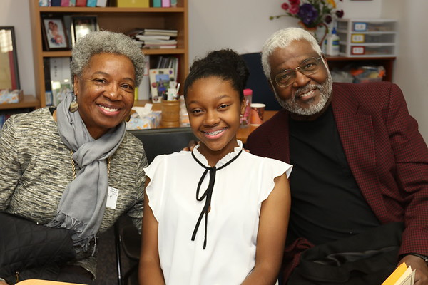 Grandparents & Special Guests Day - Classroom Photos