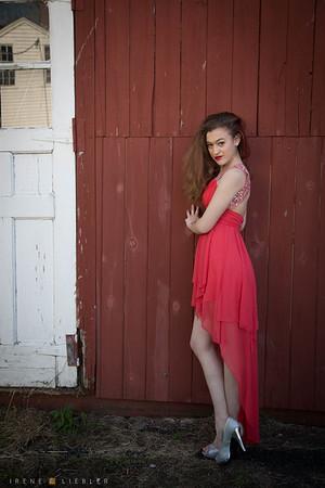 Jenna-Prom Dress