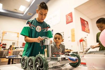 El Dorado High Robotics Camp