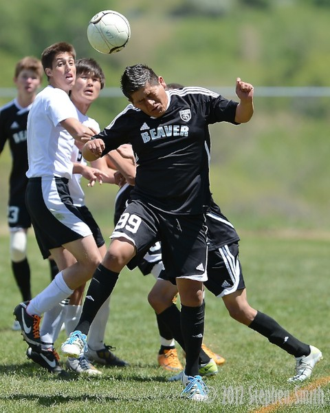 Layton Christian Academy takes on Beaver in 2A Soccer Action