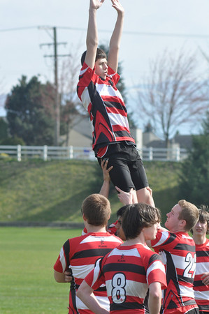2013 Junior Boys Rugby