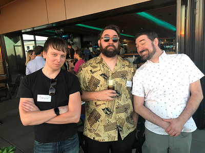 Trevor's 20th High School Reunion 2018