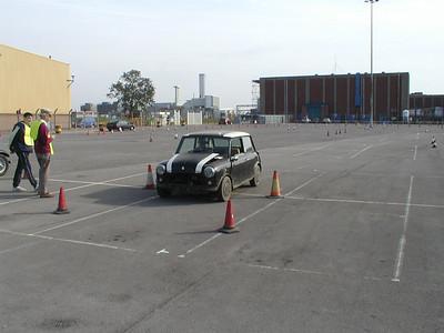 Autotest Rolls Royce 2002