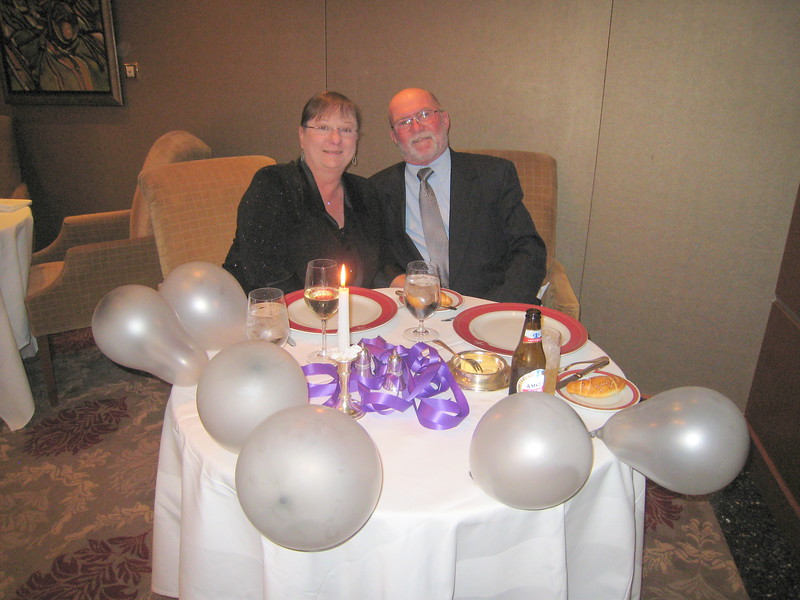 Our Anniversary Celebration