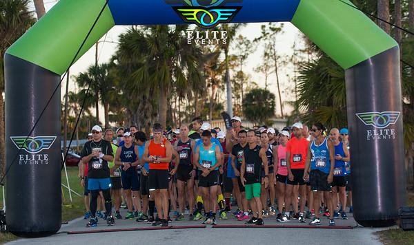 Paradise Coast Half Marathon & 5k - 2018