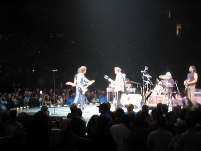Rolling Stones @ Oakland Coliseum - November 12th, 2002