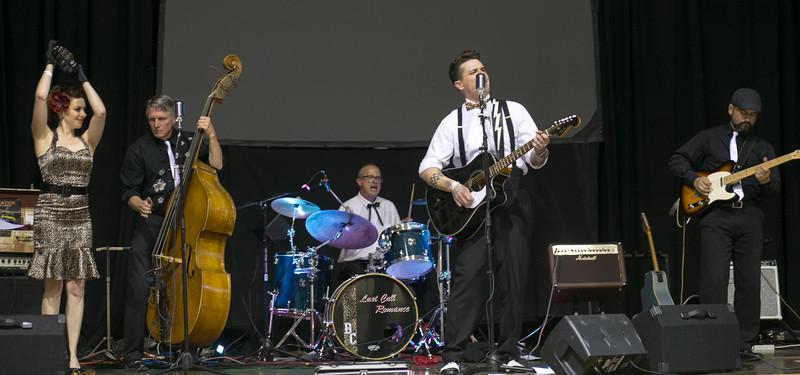 Last CAll Romance - Live at Rockabilly Expo 2016