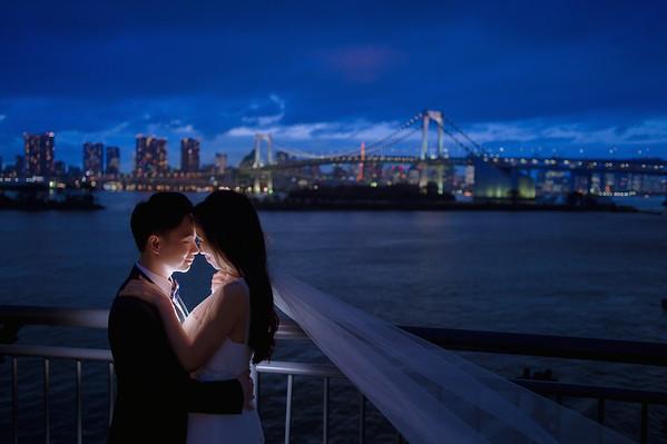 J+J PRE-WEDDING KYOTO&TOKYO