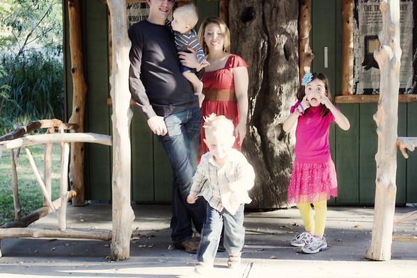 Gosnell Family November 2012