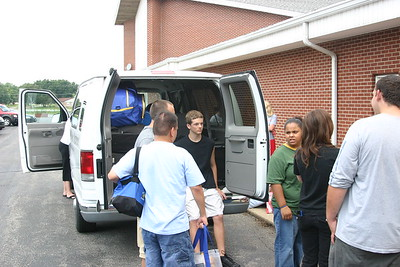 Youth Mission Trip 2006