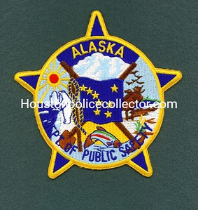 Alaska Dept of Public Safety