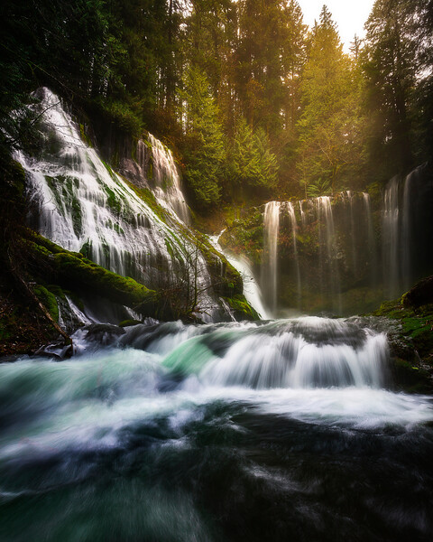Panther creek falls upper columbia river gorge oregon.jpg