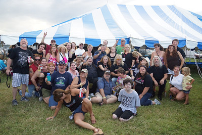Molly Hatchet Meet n Greet  photos 80s in the Park Festival