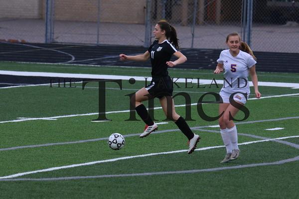 LUHS Girls' Soccer vs. Ashland May 23, 2019