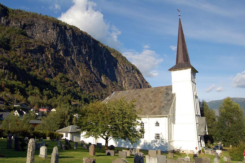 Solvorn Church Solvorn Norway Hans Nelson baptism.jpg