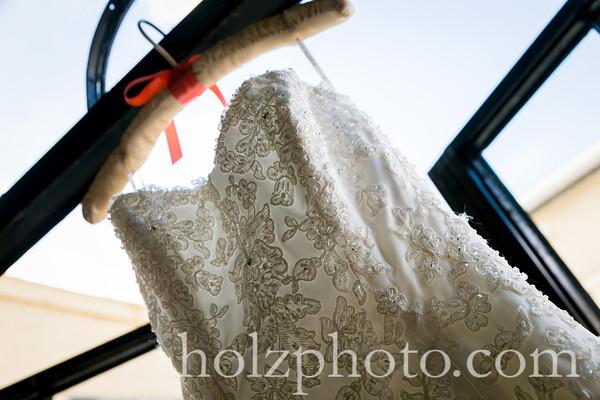Julianne & Oliver Color Wedding Photos