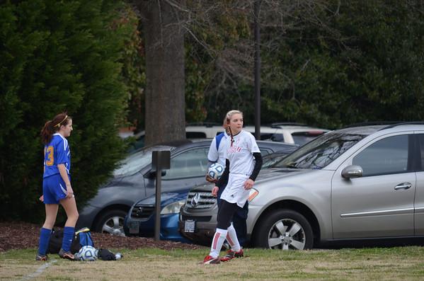 Soccer JV 03-26-13