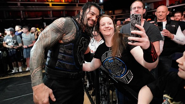Roman Reigns - Digitals / WWE Live Cardiff (May 2019)