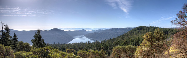 Vancouver Island Panorama