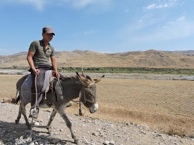 Bishkek to Arslanbob