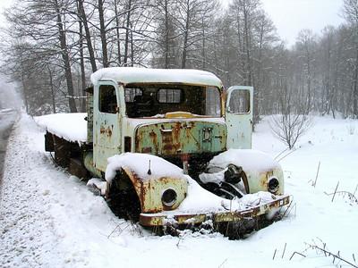 Brezovica (Kosovo) -- Winter