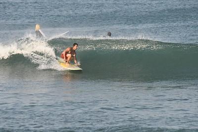 Hightower Beach Park Surfing 4-17-21