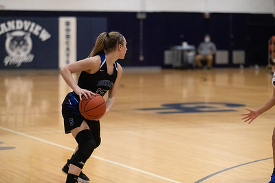Varsity Girls Basketball at Grandview