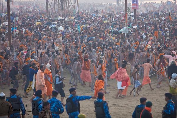 Naga Parade