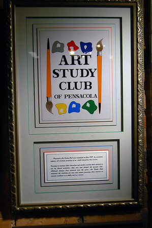 Art Study Club Reception