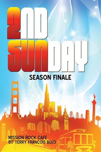 2nd Sunday Season Finale @ Kelly Mission Rock 10.11.09