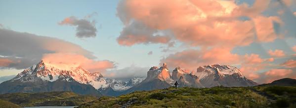 Sunrise Torres del Paine