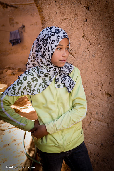 Young Girl in Tamnougalt