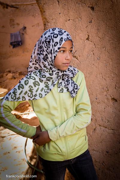 Young Girl in Tamnougalt