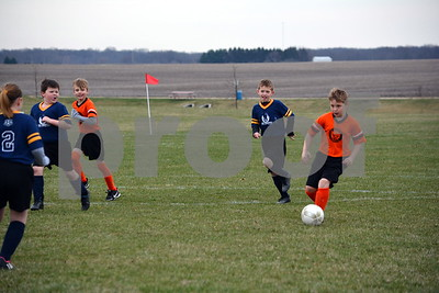 Princeton Youth Soccer Games of April 21, 2018