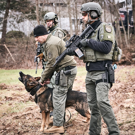 Tactical K9 Training 12/5/18