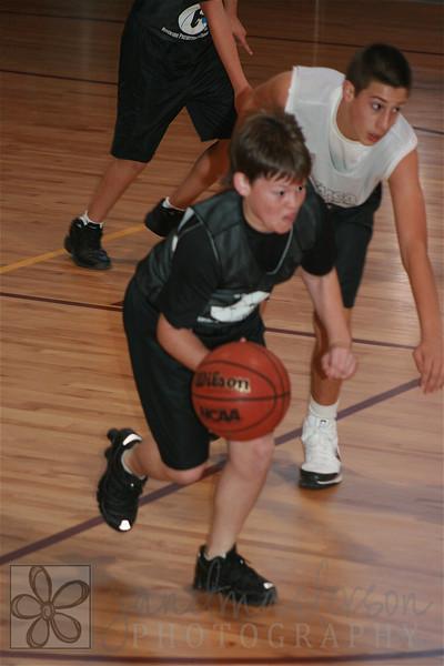 YMCA Pacers - 08-09 Season - 1-17-09