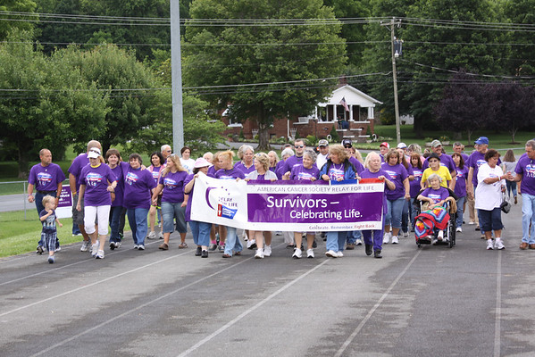 Relay for Life 2012