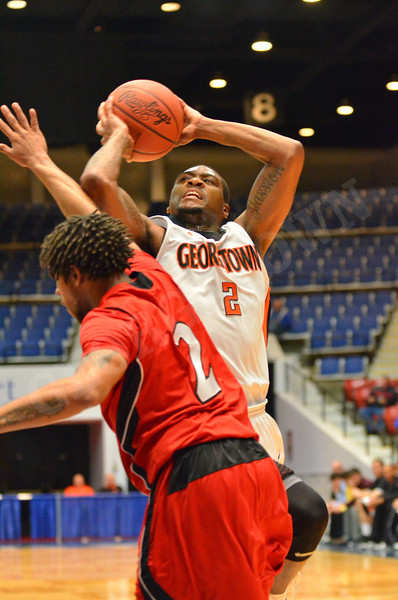 MSC Tourn. MBB vs UVA Wise 3-2-12
