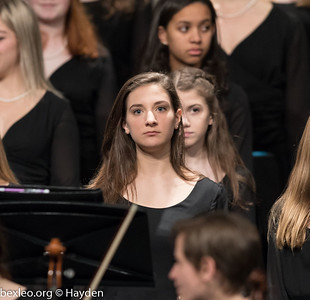 March Choir Concert
