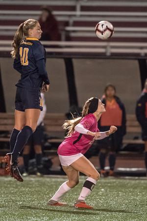 ISU Soccer vs WVU 10/12/18