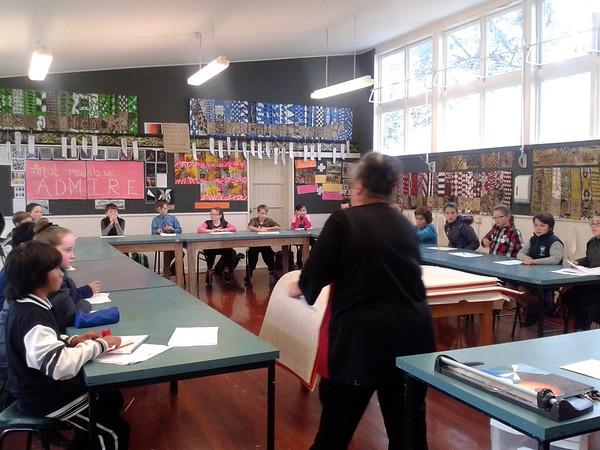 Kowhaiwhai Art Workshop