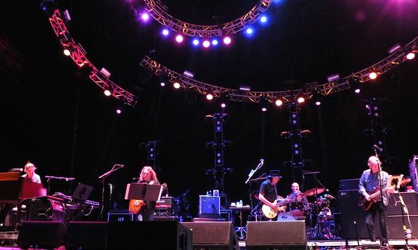 Phil Lesh and Friends with Santana - Lockn Music Festival 2015