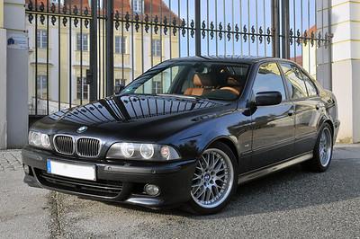 BMW 530d Highline