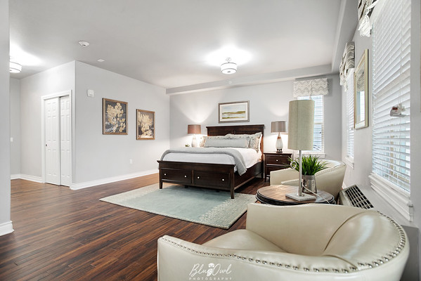 John Zay Guest Rooms